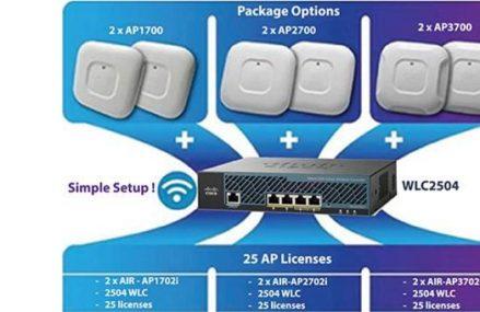 Cisco Mobility Express Solution Bundle