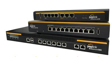 Peplink Balance Multi-WAN Router