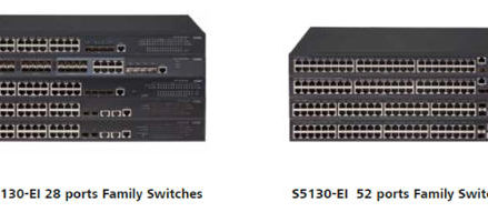 H3C S5130-EI Series Switches Promotion