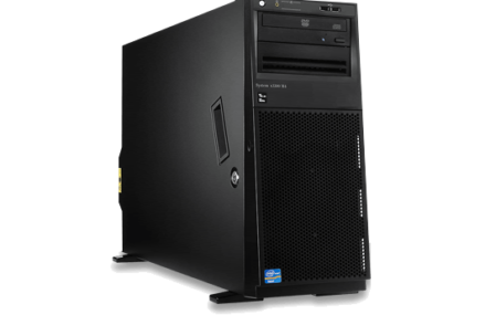Lenovo X3300 M4 + Windows Server 2012 R2 Promotion