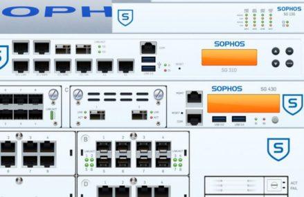 Sophos SG310 UTM Appliance