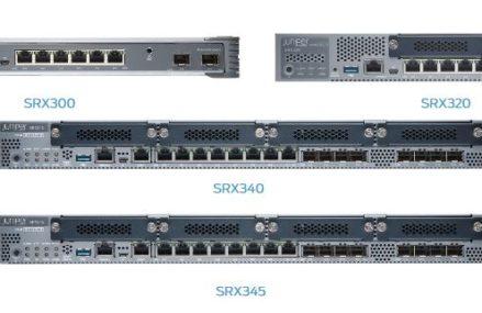 Juniper SRX300 Firewall